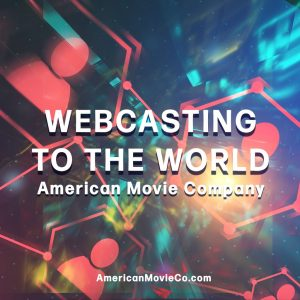 webcasting services nyc, webcasting to the world
